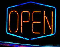 Open (Schild)