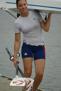 Justine LECOMTE, représentera la France aux championnats du monde -23ans du 11 au 15 juillet prochain