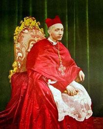 Il cardinale Alfredo Ildefonso Schuster