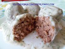 Albóndigas con sabor Mejicano