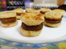 Minimacarons de chocolate Dukan