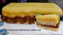 Cake de cuatro sabores
