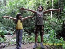 Primarregenwald bei San Ramon - Freude pur !! - Foto: Harald Petrul