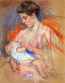 Si vous voulez décrire un bébé vous vous apercevrez que vous décrivez un bébé et quelqu'un d'autre. Un bébé ne peut pas exister tout seul, il fait essentiellement partie d'une relation.»