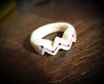 Geweih Ring