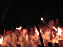 新宮「お灯祭り」スタンバイ完了