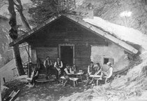 Winkleralm vor 1910