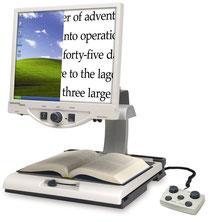 Elektronska lupa Enhanced Vision Merlin Plus 2 LCD