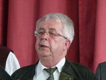 1.Vorsitzender Adolf Ehrlich