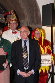Bierordenträger 2011: Martin Kind