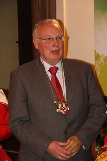 Bierordenträger 2009: Hans Heinrich Sander