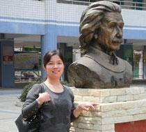 (Yoyo) Jian Wei Cai, B.Sc.