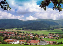 Glasstraße: Gleißenberg