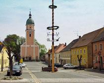 Glasstraße: Markt Winklarn
