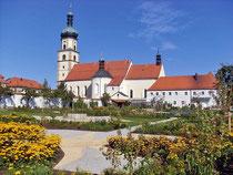 Glasstraße: Neukirchen beim Heiligen Blut