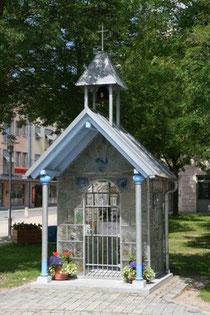 Glasstraße: Gläserne Kapelle in Zwiesel
