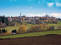 Glasstraße: Hohenau