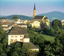 Zámek Wolfsheim v Freyung