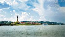 Glasstraße: Vilshofen an der Donau