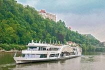 Křišt'álová lod' Dunaj