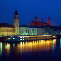 Glasstraße: Passau