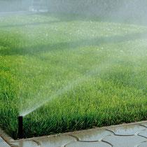 Rasenbewässerung - Installationen Mair