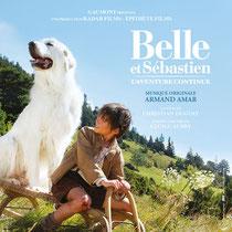 CD DVD Belle et Sébastien, Mehdi el Glaoui, Cécile Aubry, Félix Bossuet, Christian Duguay, Armand Amar