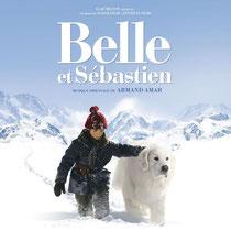CD Belle et Sébastien, Mehdi el Glaoui, Cécile Aubry, Félix Bossuet, Nicolas Vanier, Armand Amar