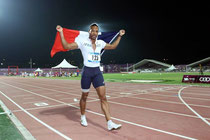 Emmanuel Biron, Profession: Athlète de haut niveau