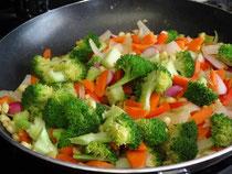 いため野菜