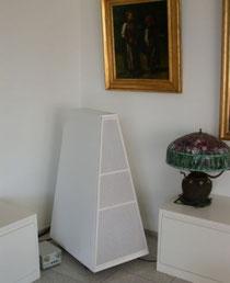 A discrete system for a discrete lover of the arts