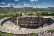 Amphitheater von Aspendos