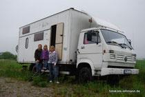 Wir und unser Reisemobil