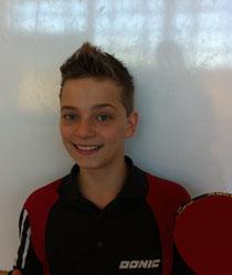 Luca brinkmeyer: Mit 3 Siegen erheblich am Sieg beteiligt