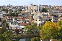 La ville de Poitiers