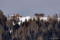 Alexanderhütte mit Sennerei