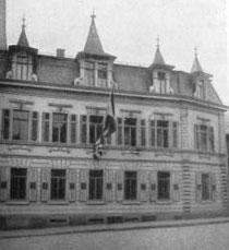 Altes AV-Haus