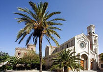 Chiesa della Madonna del Carmelo. Santa Teresa di Riva