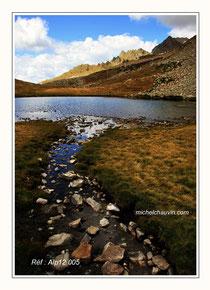 Col de la Lombarde 1. Réf : Alp12 005