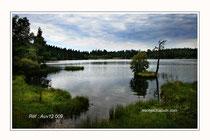 Lac de Servières 2. Réf : Auv12 009