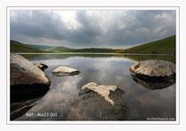 Lac de la Roc Orcine Réf : Auv13 001
