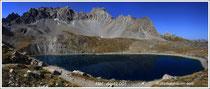 Lac Sainte Anne. Réf : Alp12 001
