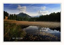 Lac De Roue 1. Réf : Alp12 006