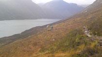 Loch Avon - Cairngorms - Grampians