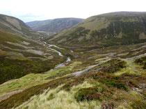 Glen Bruar - Cairngorms - Grampians