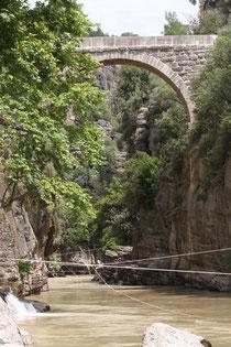 Römische Brücke bei Beşkonak