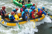 rafting picquigny vieille somme picardie