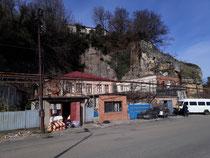 Strasse in Kutaisi