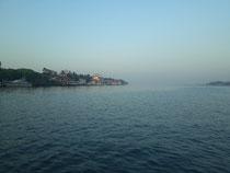 Frühmorgens in Kochi