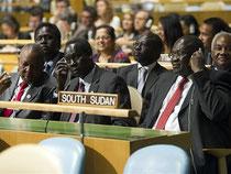 Южный Судан и Израиль